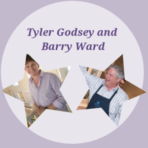 Tyler Godsey and Barry Ward: $2,600