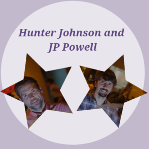 Hunter Johnson and JP Powell: $2,195