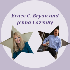 Bruce C. Bryan and Jenna Lazenby: $2,665