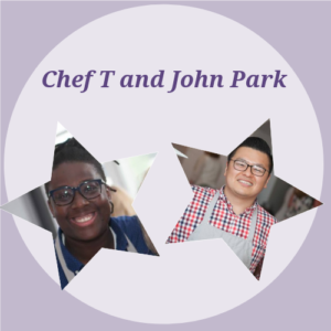 Chef T and John Park: $2,260
