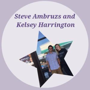 Steve Ambruzs and Kelsey Harrington: $2,880